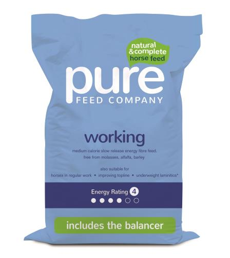 Pure Working Mix 15kg