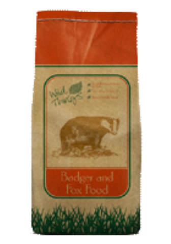 badger-food